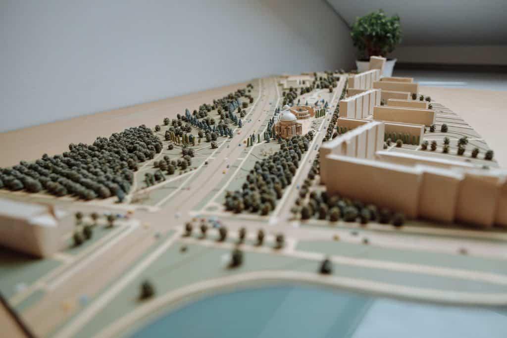Architectural Model - Concept Design