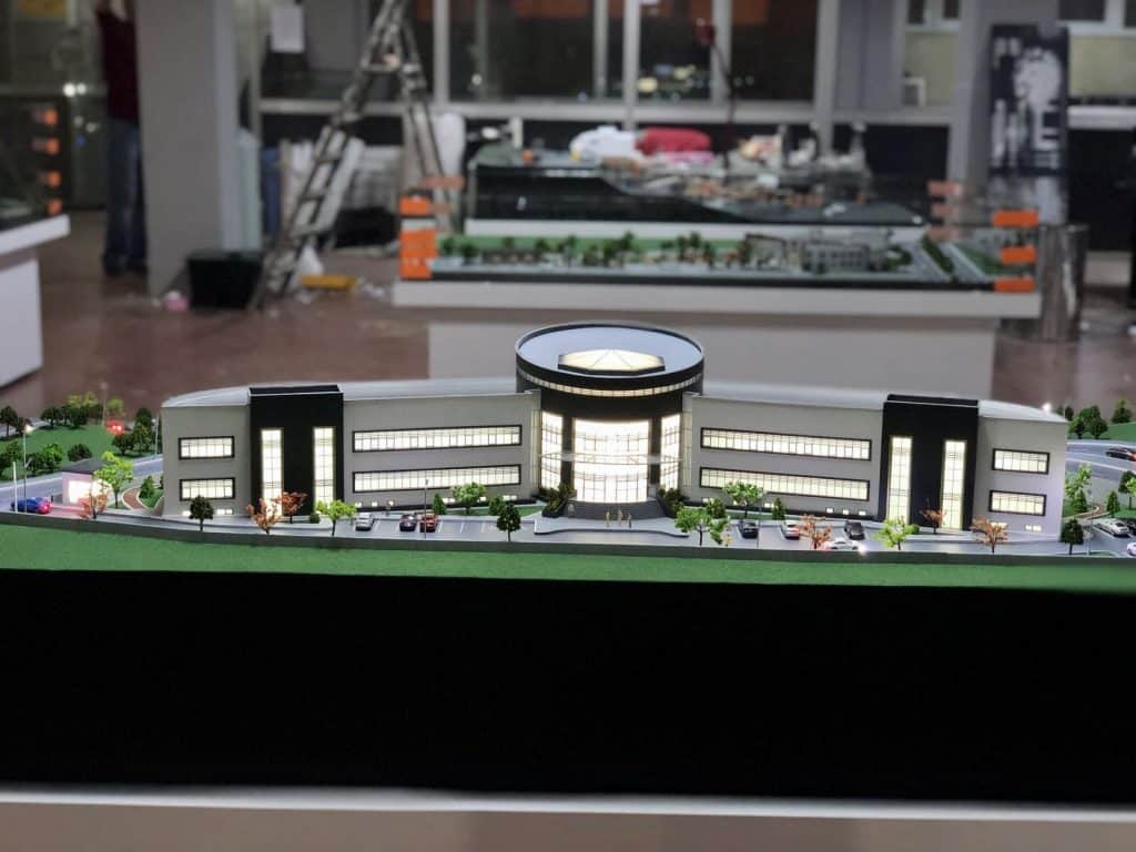 The Congress and Cultural Centre Model