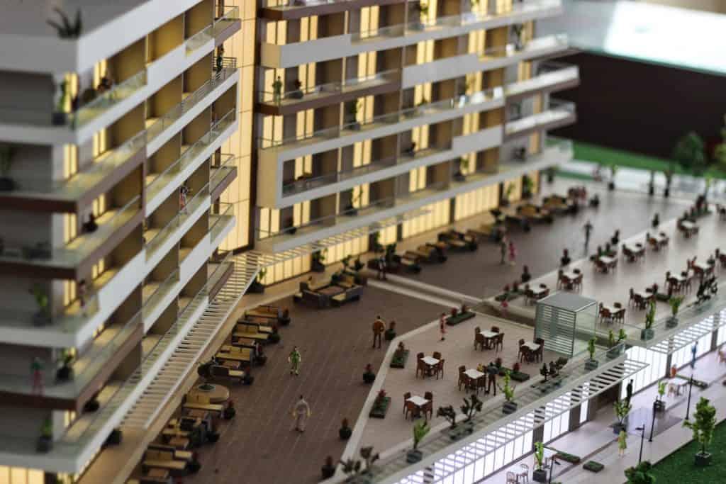 Architectural Model - Presentation Design