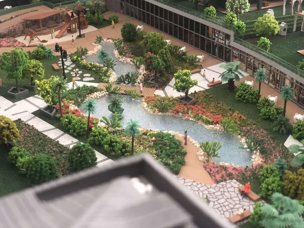 Landscape Planning Model