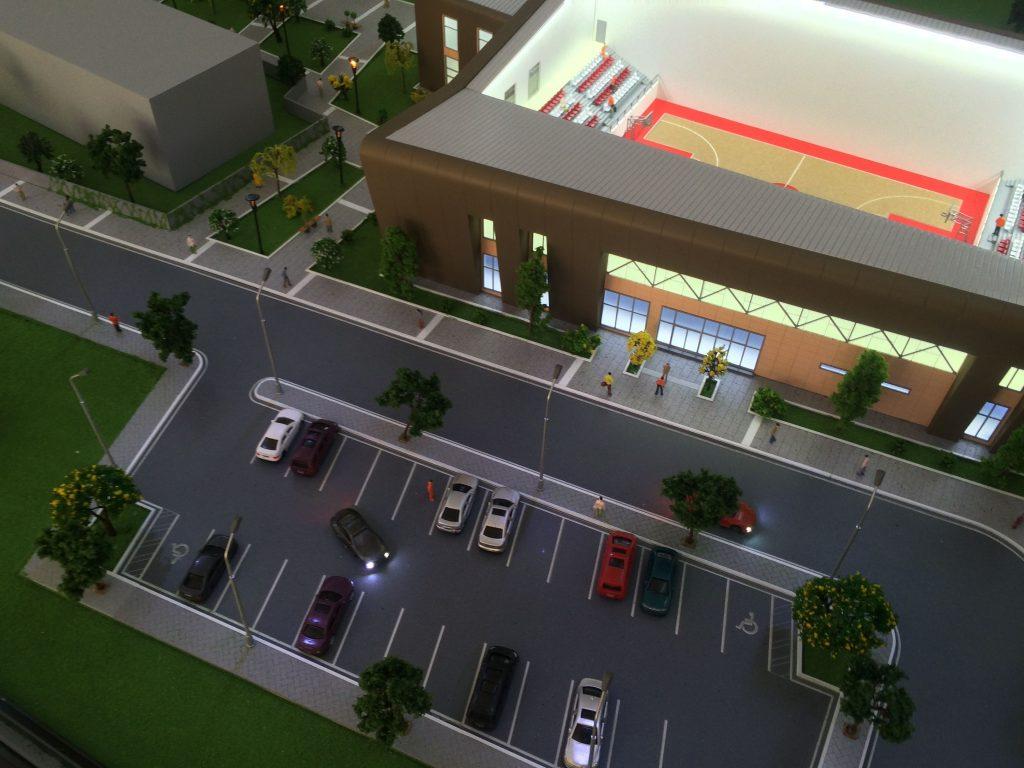 Stadium Model